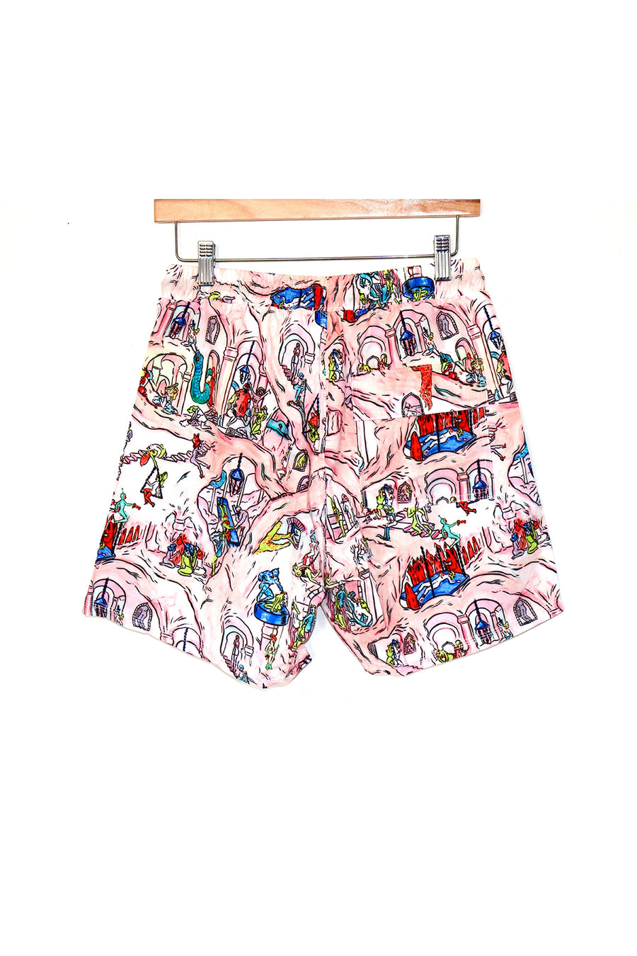 Flesh Cave Swim Trunks FINAL SALE