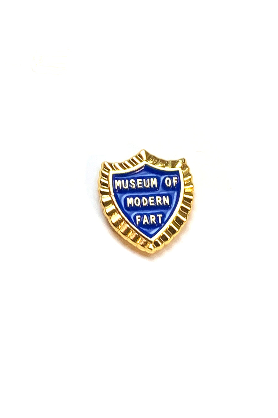 Museum of Modern Fart Lapel Pin