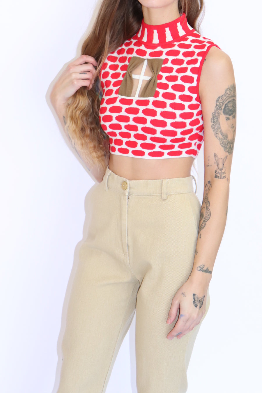 Brick House Crop Top