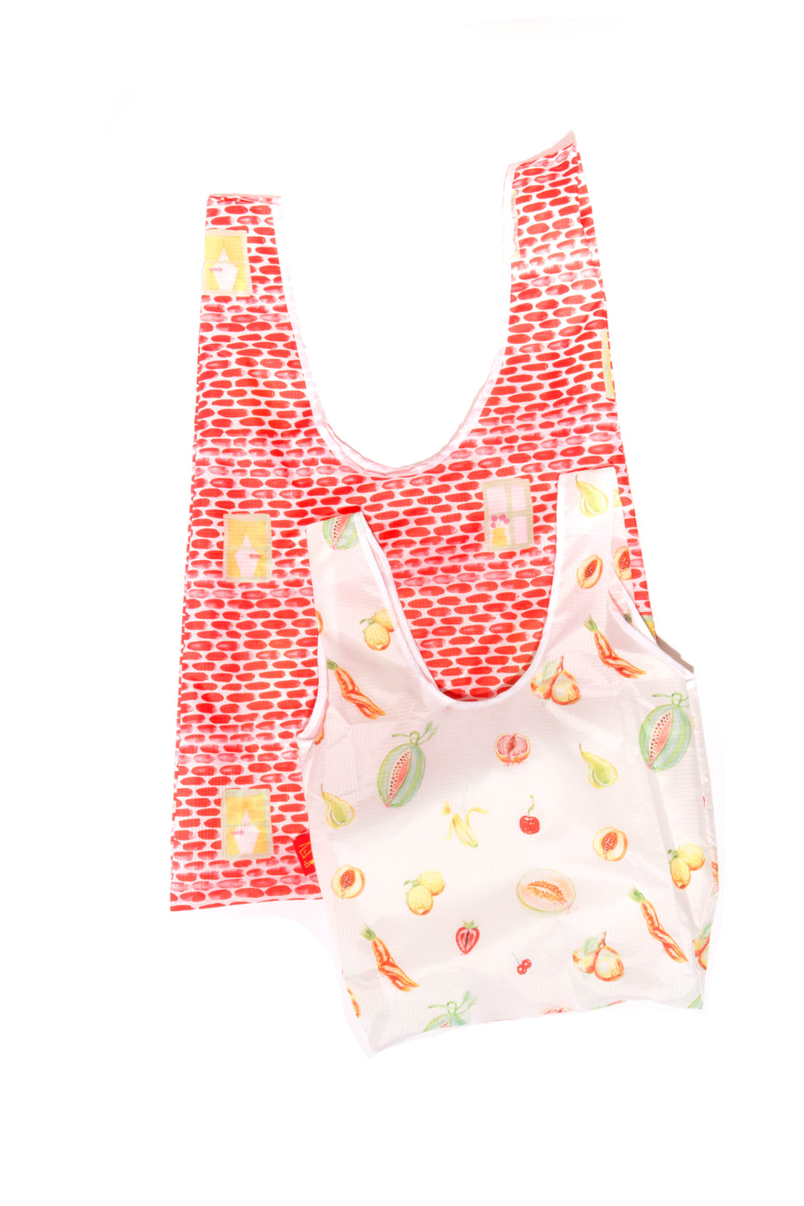 Sexy Fruits Reusable Mini Tote