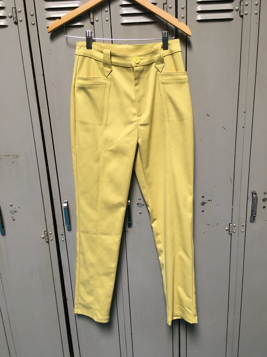 Sample Yellow Boob Trousers S