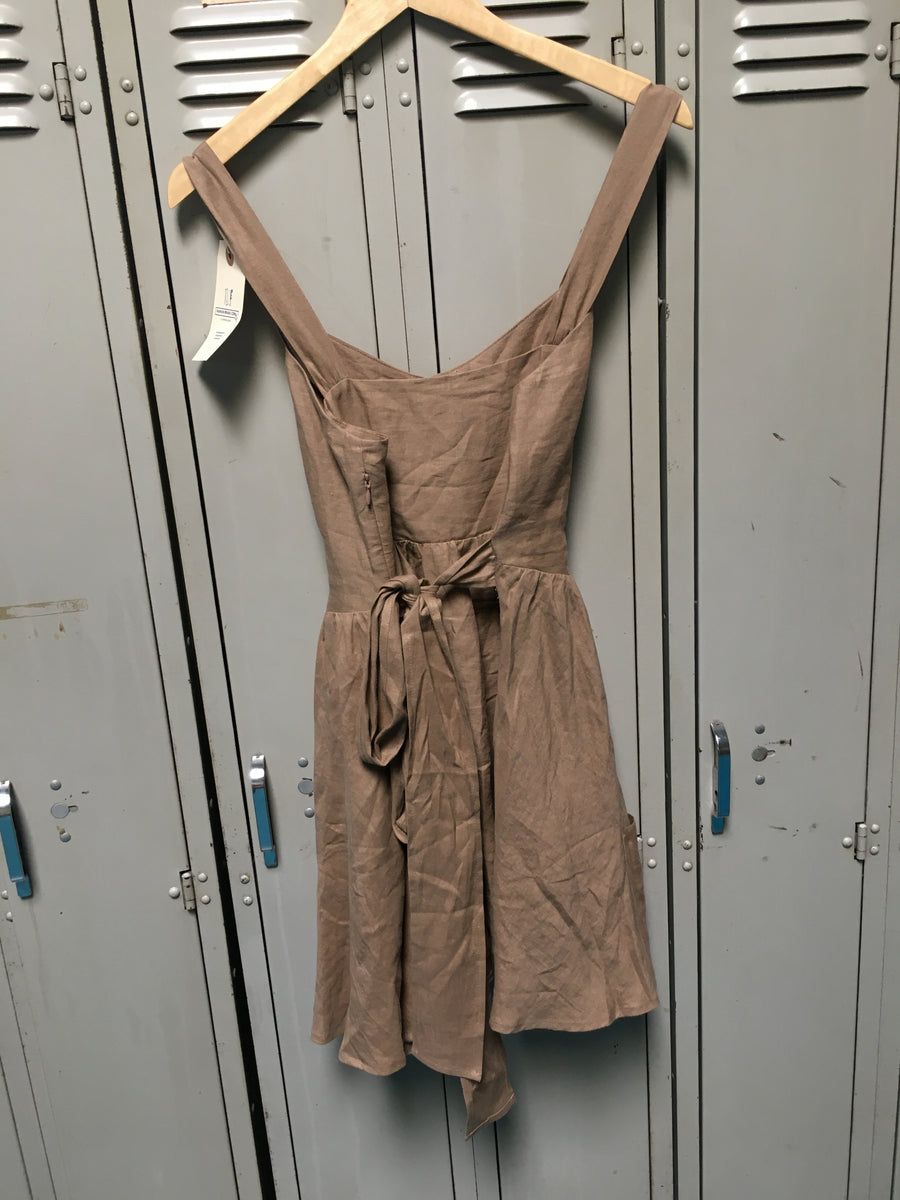 Sample Brown Forager Dress XS/S