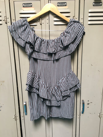 Sample Recital Ruffle Romper S