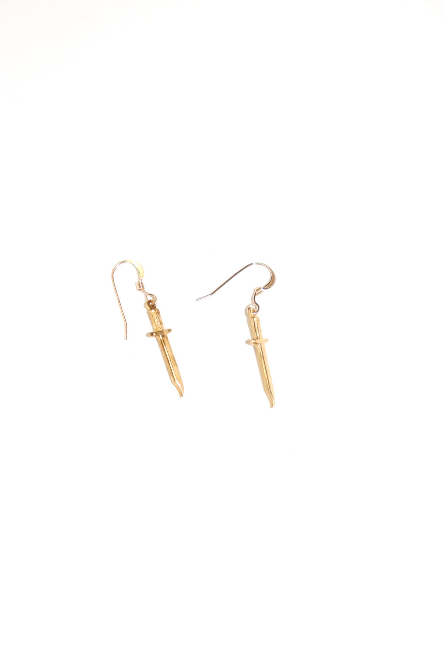 Dagger Dangle Earrings