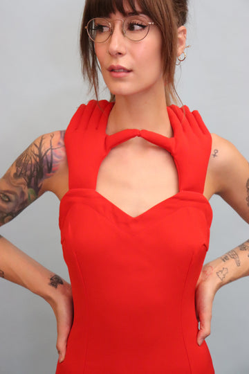 Choked by Satan Dress