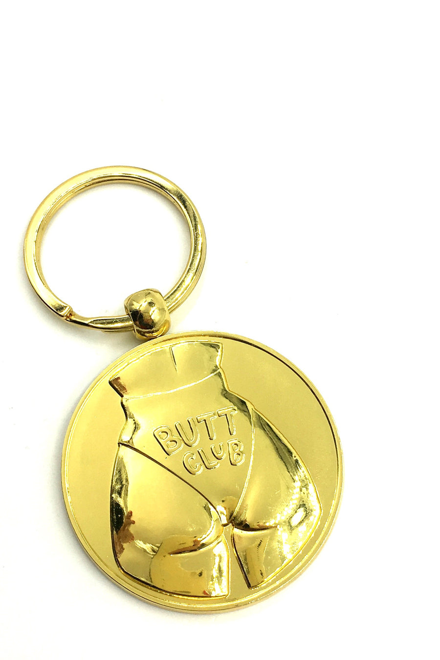 BUTT CLUB Keychain