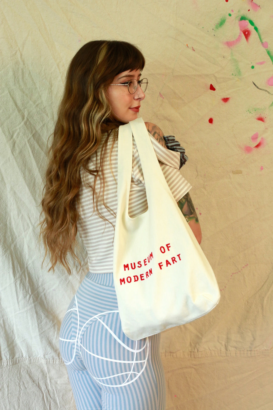 Museum of Modern Fart Tote