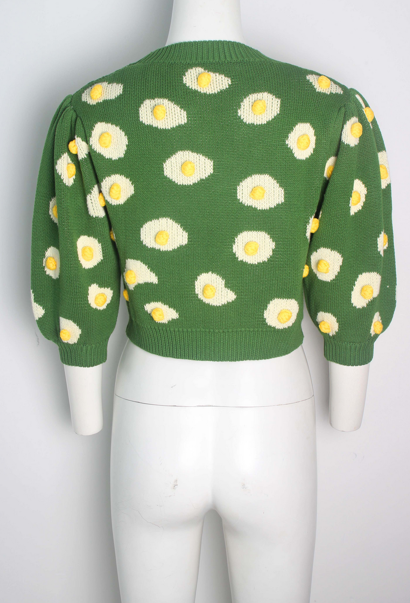 PRE-ORDER Egg Knit Top