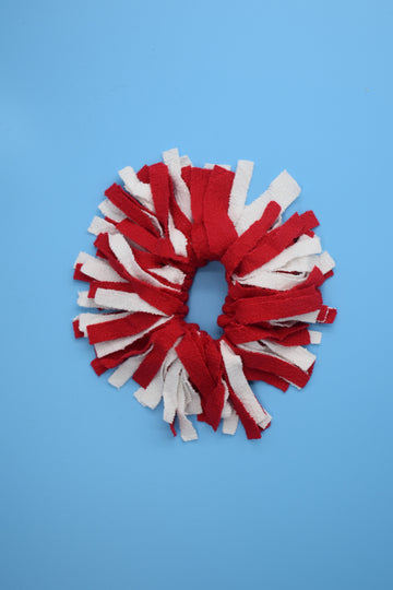 FINAL SALE Cheerleader Scrunchie