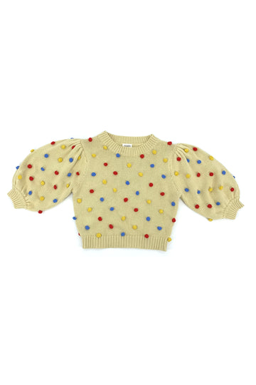 Clown Knit Top
