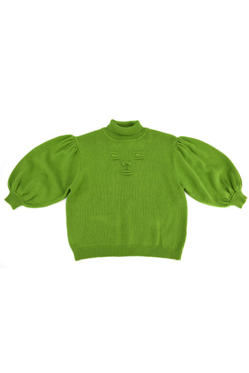 3 LEFT - Alien Sweater Cashmere Blend