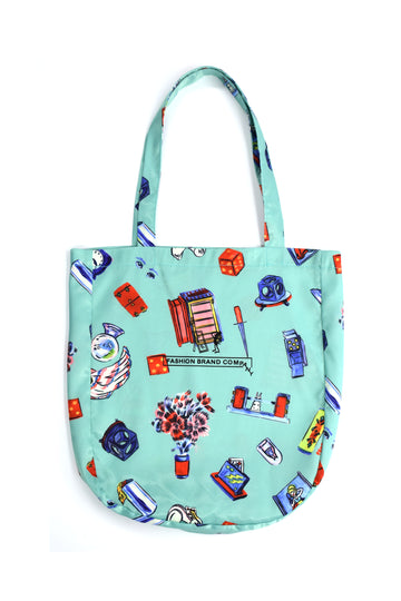 Magic Satin Medium Tote