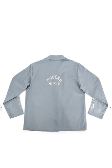 Unisex Modern Music Cotton Jacket