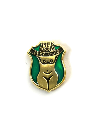 Sexy Club Lapel Pin