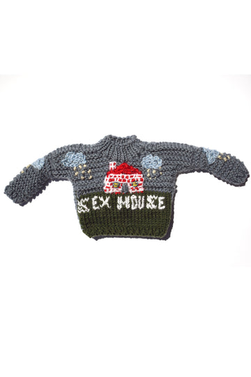 Lizard Sex House Sweater