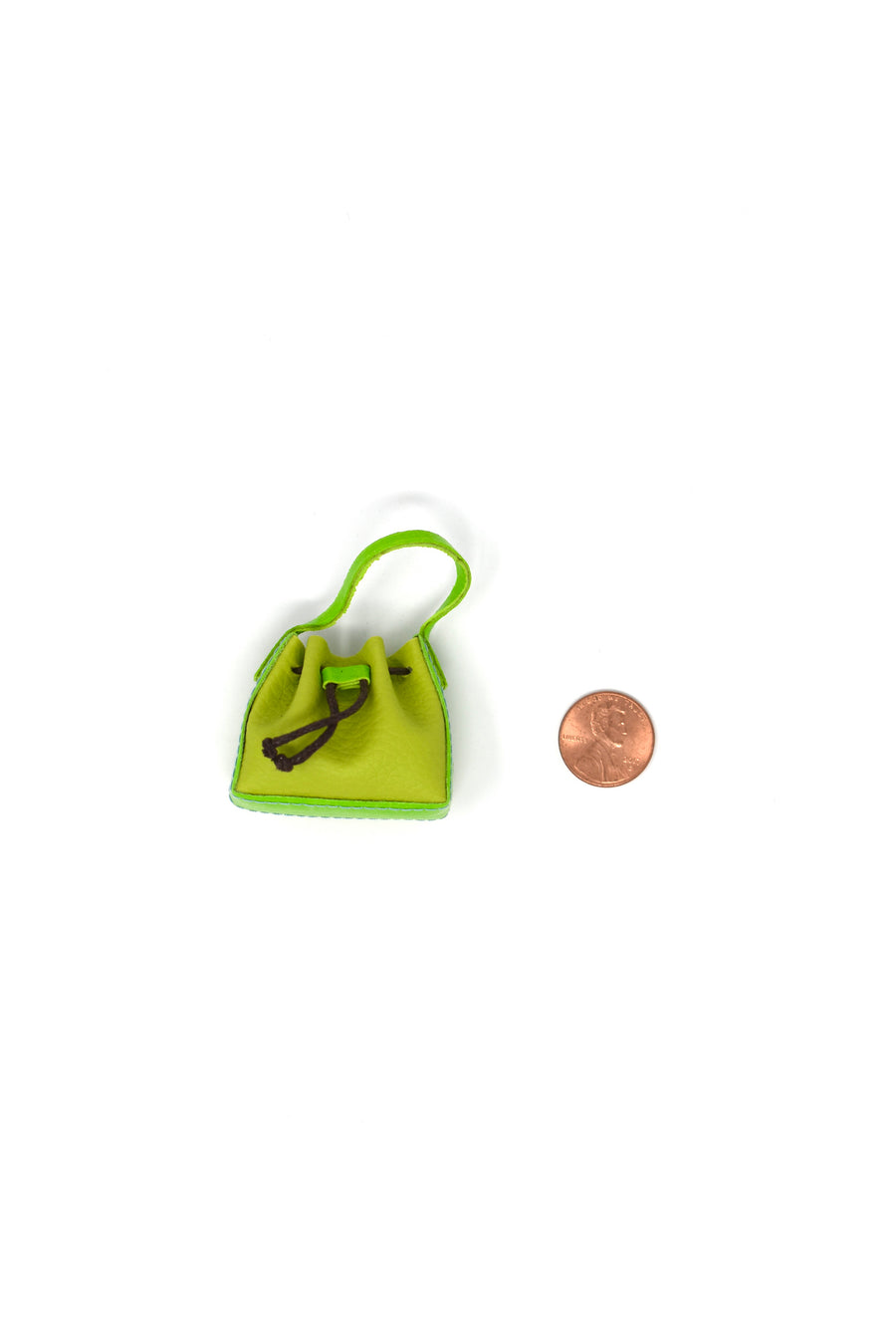 Tiny Green Purse