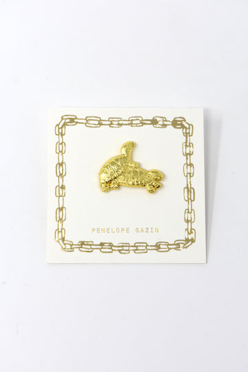 Sex Turtles Lapel Pin