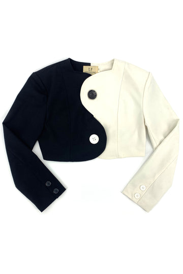FINAL SALE 1 left- Yin Yang Jacket