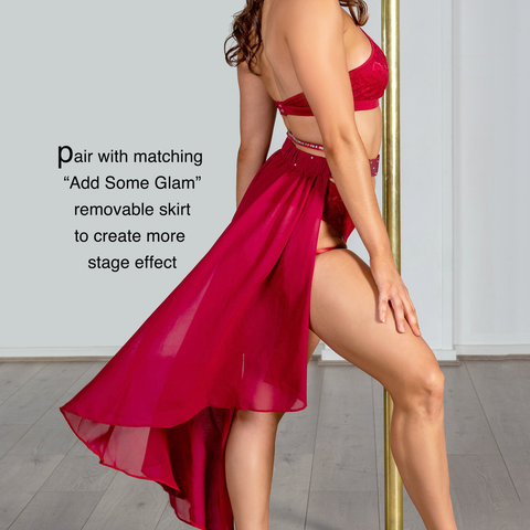 pole dance costume, pole wear, dance wear