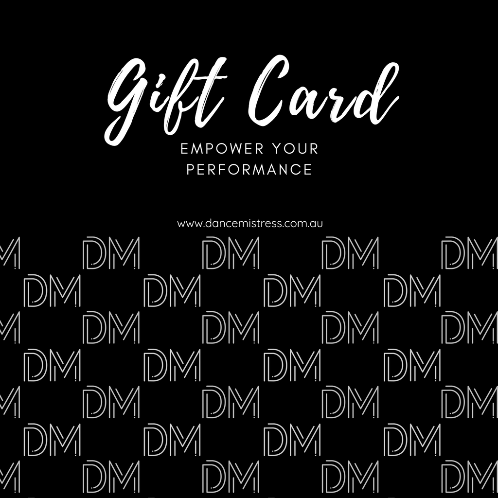 Gift Card - Dance Mistress