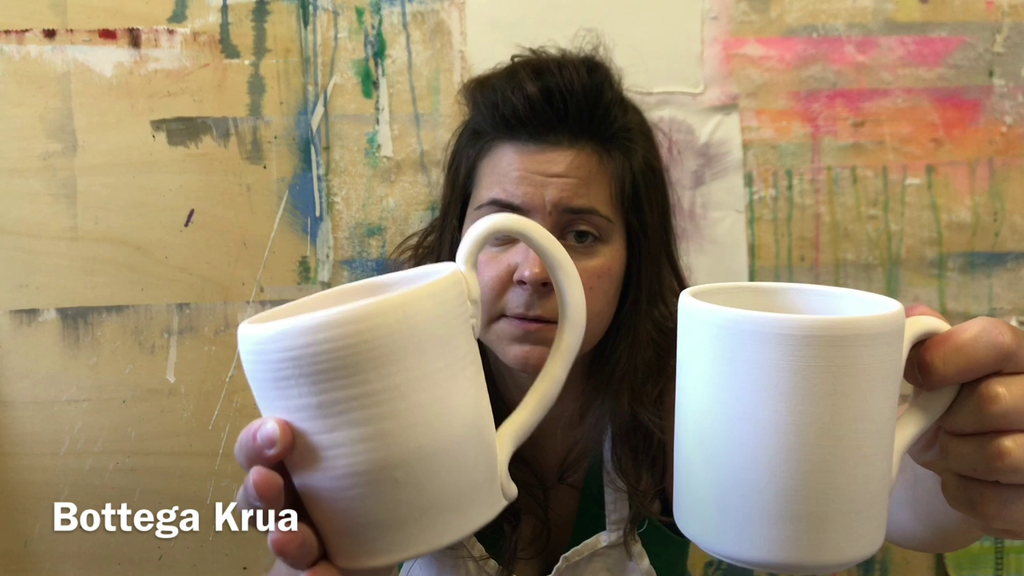 How to recognize a real handmade mug