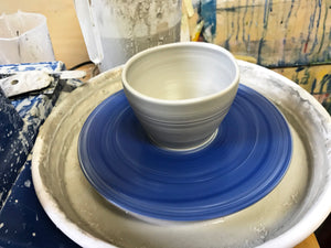 pottery work, craft and one of a kind ceramics