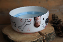 Load image into Gallery viewer, Dog bowl | customized dog name | Trilli line