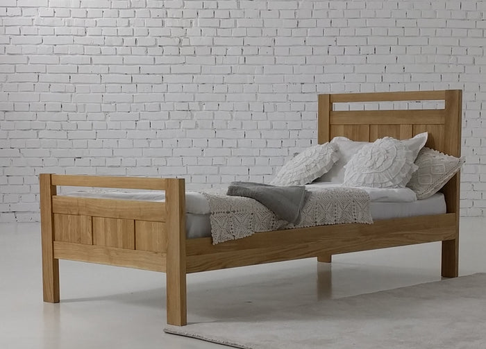Rondo Solid Oak Bed 3ft - Single