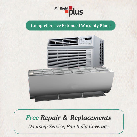 Air conditioner Extended Warranty Plan