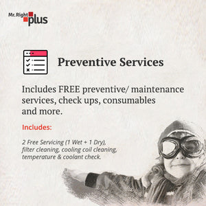 AC Protection (Breakdown + Preventive Services)