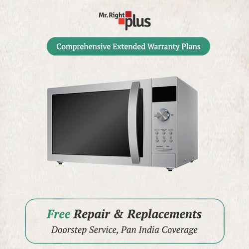 Microwave Oven Extended Warranty Plan