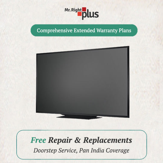 LED TV Extended Warranty Plan