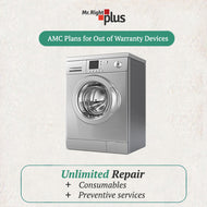 Washing Machine AMC Plan (including Preventive Services)