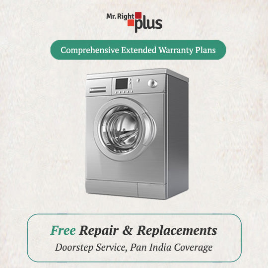 Washing Machine Extended Warranty Plan
