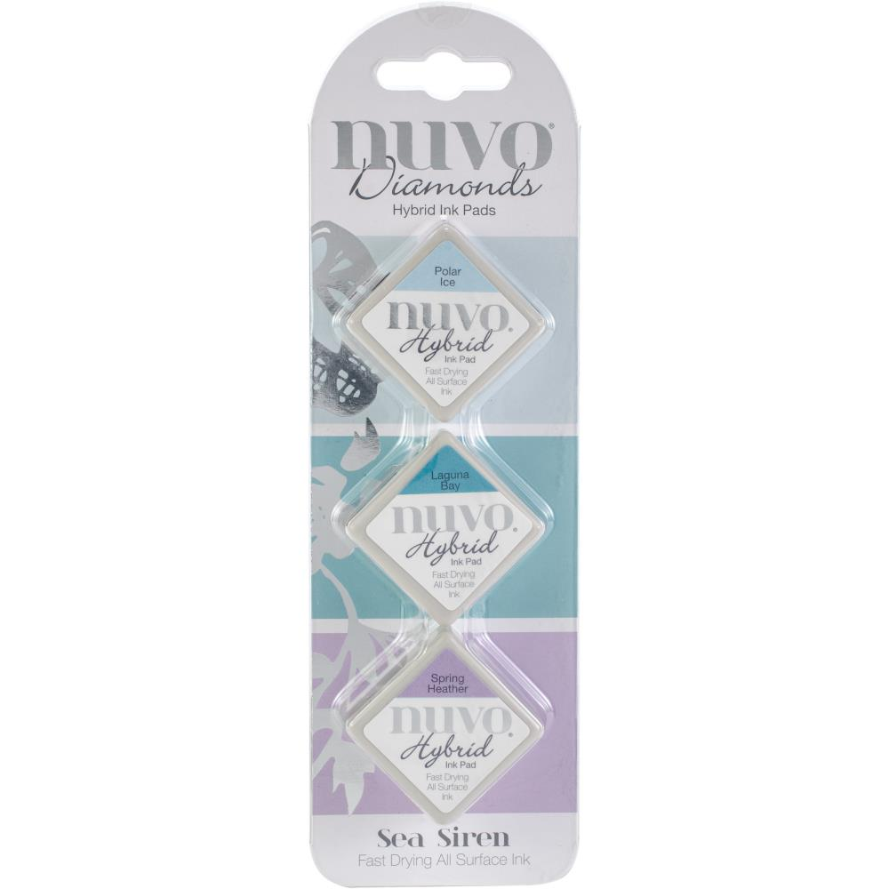 Tinta Nuvo diamond- Sea siren