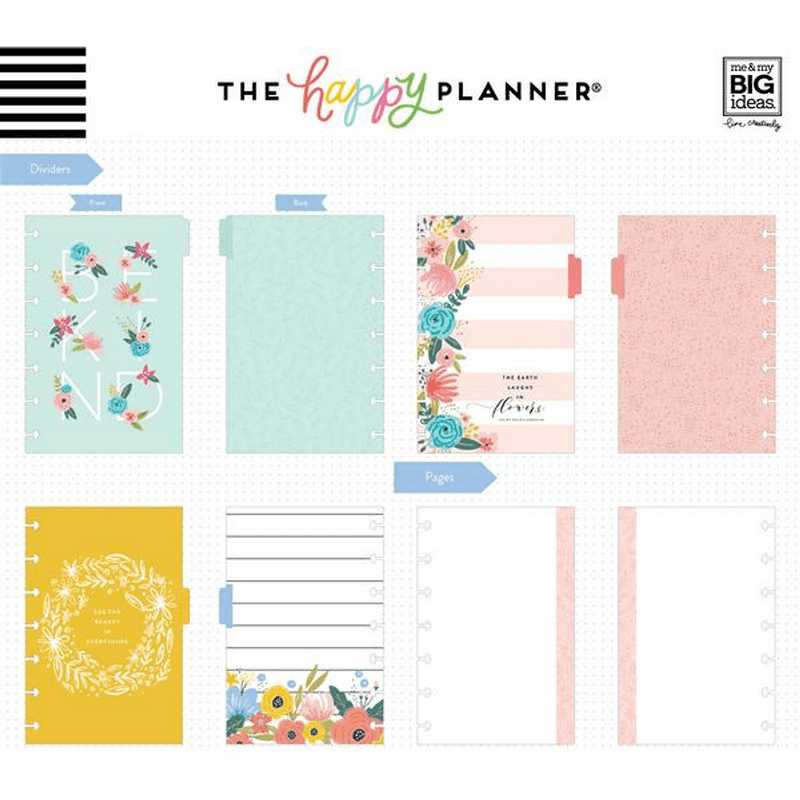 Cuaderno Mini Happy notes- Think Big