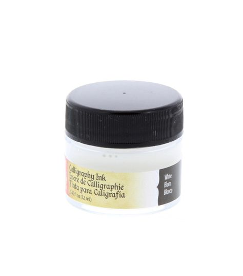 Tinta 12ml Blanca - Speedball