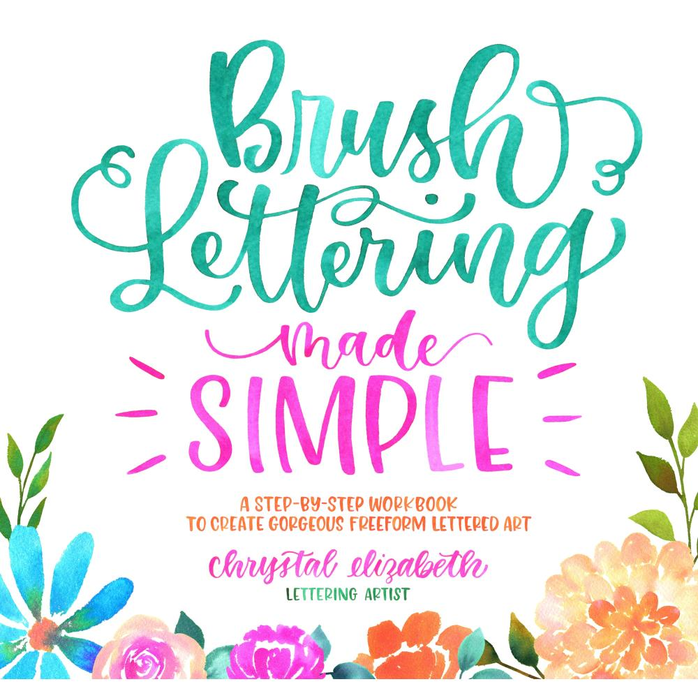 Libro lettering -Made Simple - Cristal Elizabeth