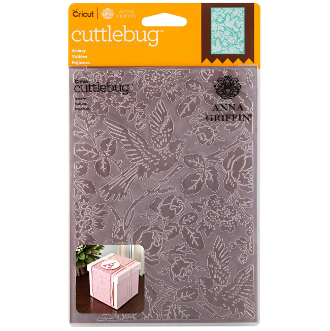 Matriz de embossing - CUTTLEBUG Aviary
