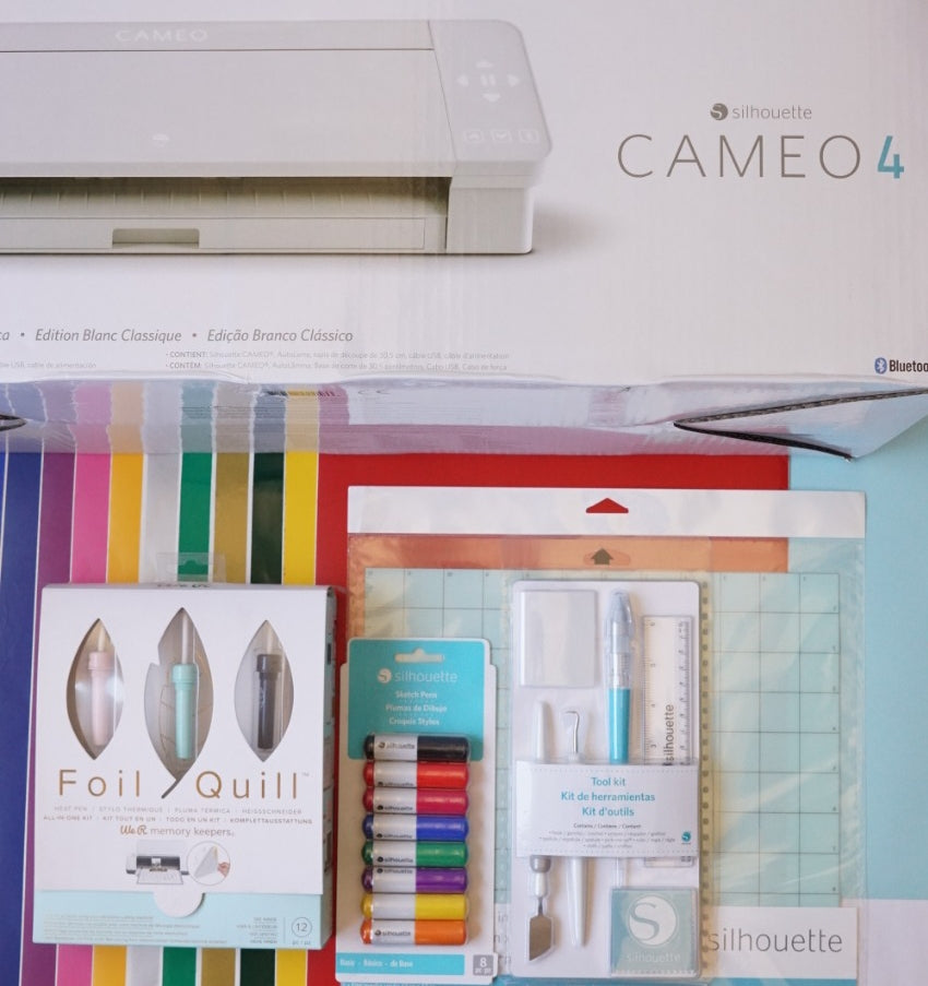 Kit cameo 4 Corazon emprendedor