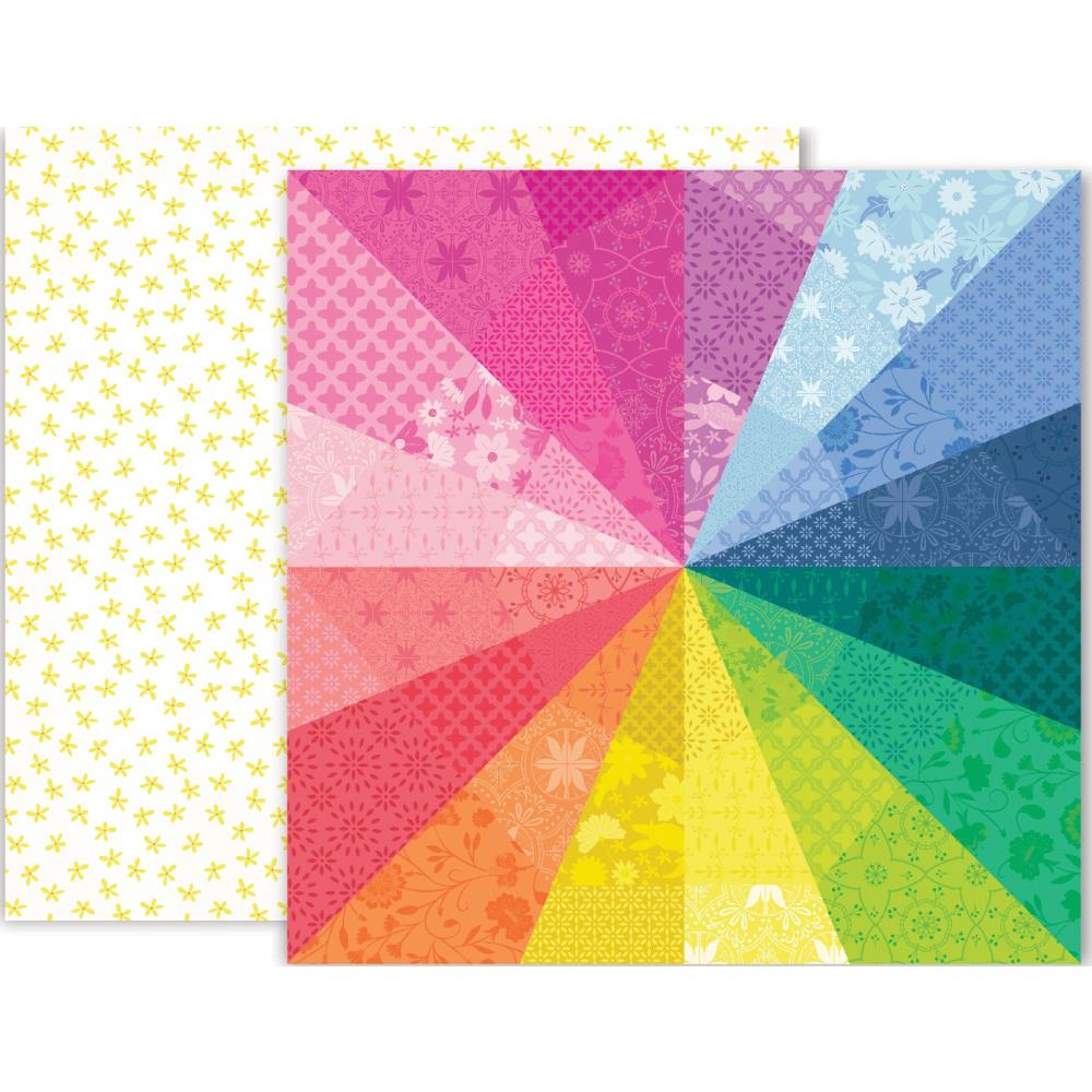 Papel 12x12 Doble cara Horizon - 03