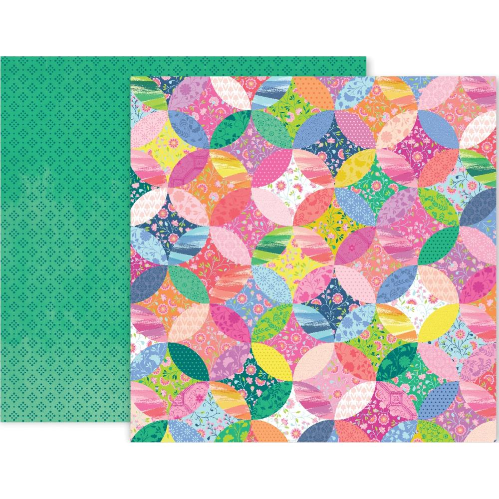 Papel 12x12 Doble cara Horizon - 12