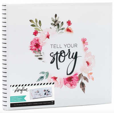 Álbum Tell your story- Heidi Swapp
