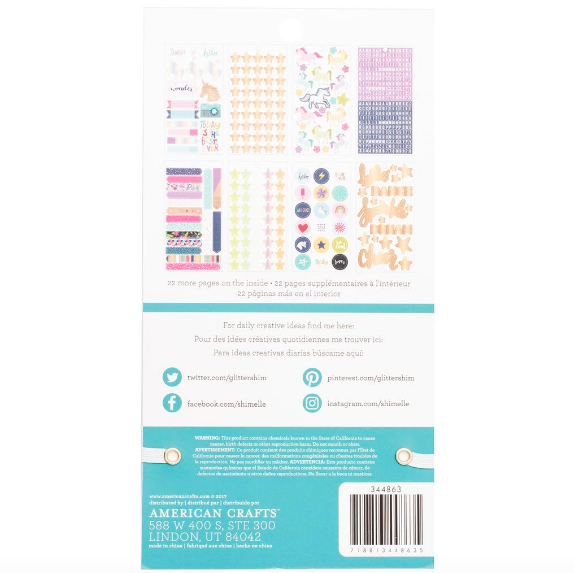 Sticker Book Designer - Shimelle