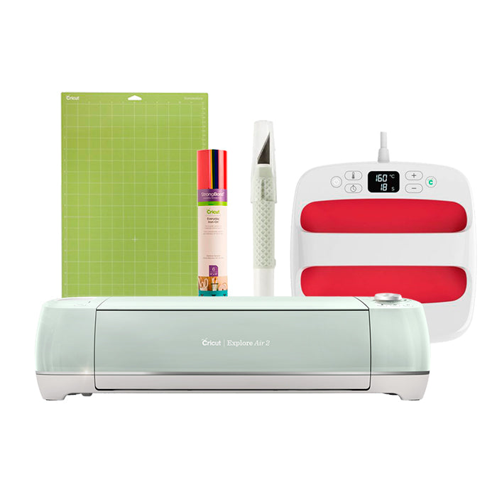 Kit Cricut Air menta- Cyber