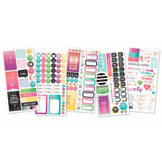 Planner stickers - Mom boss