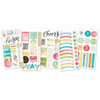 Planner stickers - Love today
