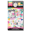 Libro Planner stickers - Happy Quotes
