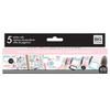 Rollos de stickers Happy planner - Pastels