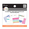 Sticker pad Happy planner - Productivity